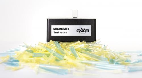 Subido nuevo producto: MICROMET ENZIMATICO GAB