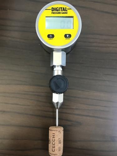 Subido nuevo producto: AFROMETRO DIGITAL TAPON CORCHO CAVA