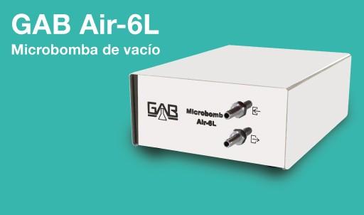 Microbomba aire/vacio