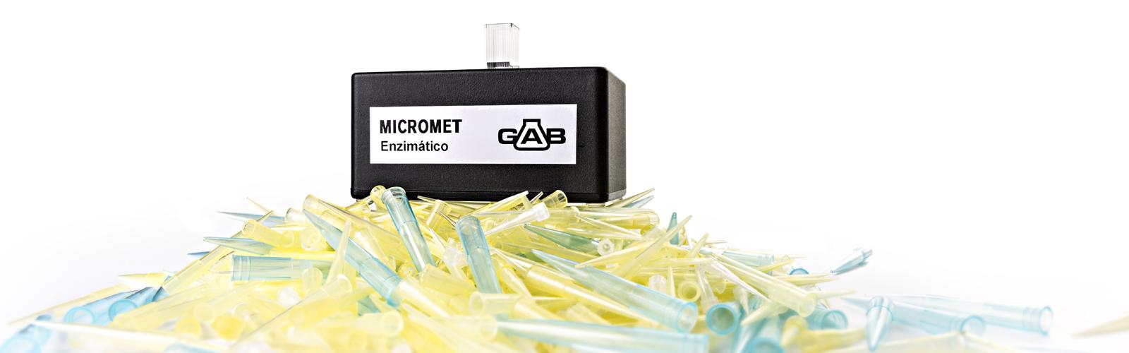 Micromet enzimático GAB