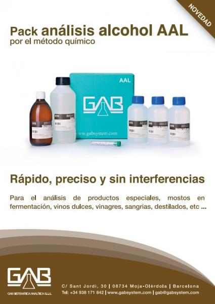 FLYER PACK ALCOHOL AAL