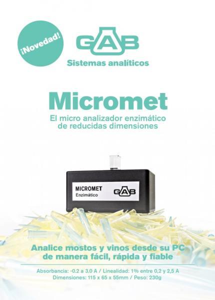 FLYER MICROMET - FLYER MICROMET