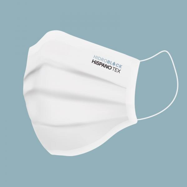 MASCARILLA HIGIENICA lavable; HIDROBLOCK