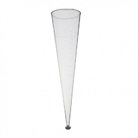 CONO SEDIMENTACION IMHOFF 1000 ml plastico - CONO SEDIMENTACION IMHOFF 1000 ml plastico