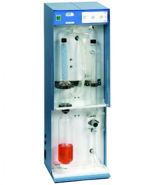 ALCOHOL DISTILLATION UNIT DE-1626 - ALCOHOL DISTILLATION UNIT DE-1626