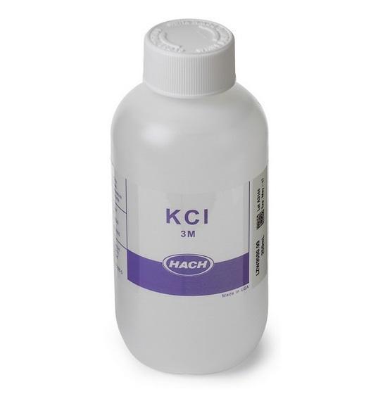CRISOLYT-A  (KCl 3M + AgCl)  250 mL - CRISOLYT-A (KCl 3M + AgCl) 250ml