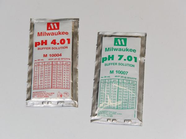 TAMPON pH 4.00 20 mL - TAMPON pH 4.00 20 mL