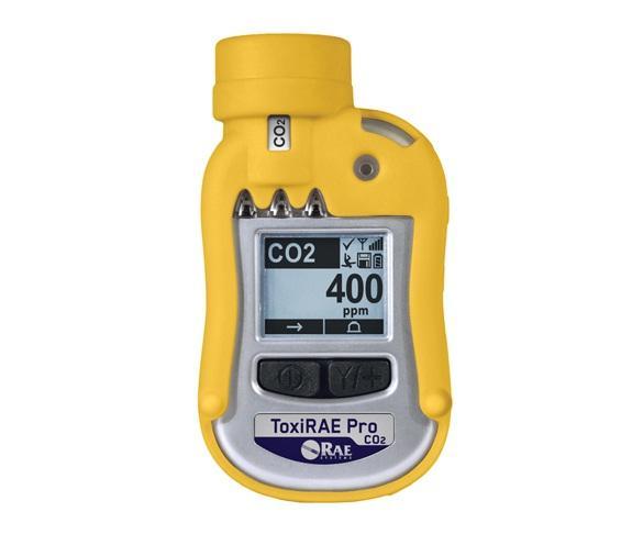 DETECTOR CO2 TOXIRAE PRO CO2 - DETECTOR CO2 TOXIRAE PRO CO2