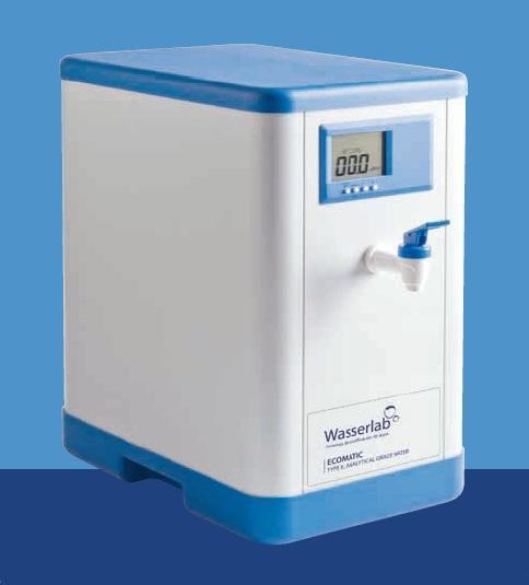WASSERLAB ECOMATIC - Equipo de producción de agua tipo II - WASSERLAB ECOMATIC - Equipo de producción de agua tipo II