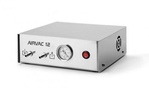 Subido nuevo producto: Bomba de vacío AIRVAC 12