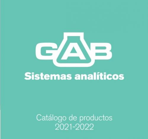 Nuevo catálogo GAB 2021-2022