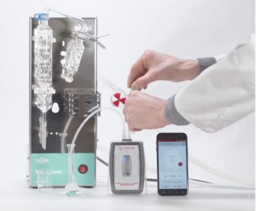 Subido nuevo video: Microdest