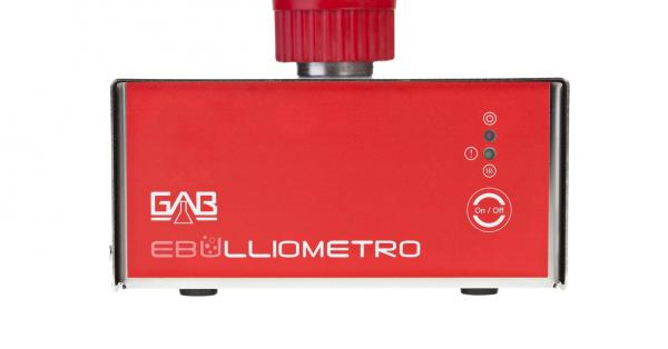 EBULLIOMETRO GAB sin accesorios - EBULLIOMETRO ELECTRONICO GAB sin accesorios