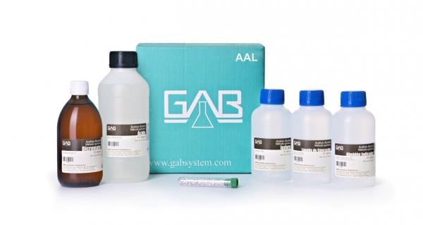 PACK ANALISIS ALCOHOL AAL