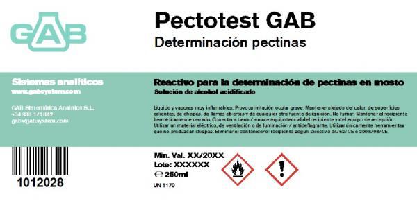 PECTOTEST GAB