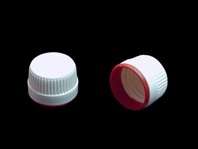 SCREW CAP FOR GLASS BOTTLE with seal