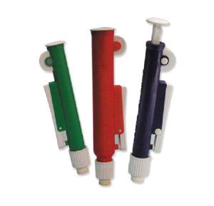 RED PIPETTE PUMP 25 mL