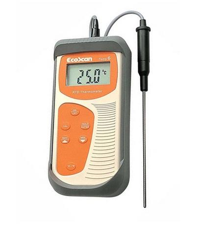 PORTABLE THERMOMETER TEMP 7 RTD BASIC without probe